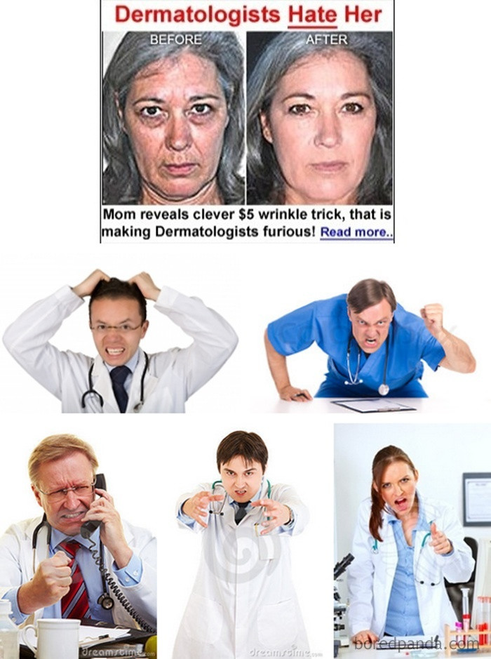 Dermatologist's Nemesis