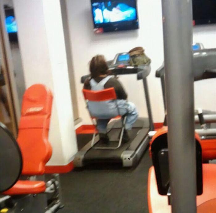 Porque ir al gimnasio es más barato que la tele por cable