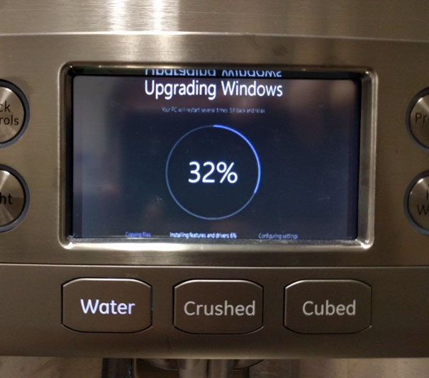 I Just Wanted Some Water...