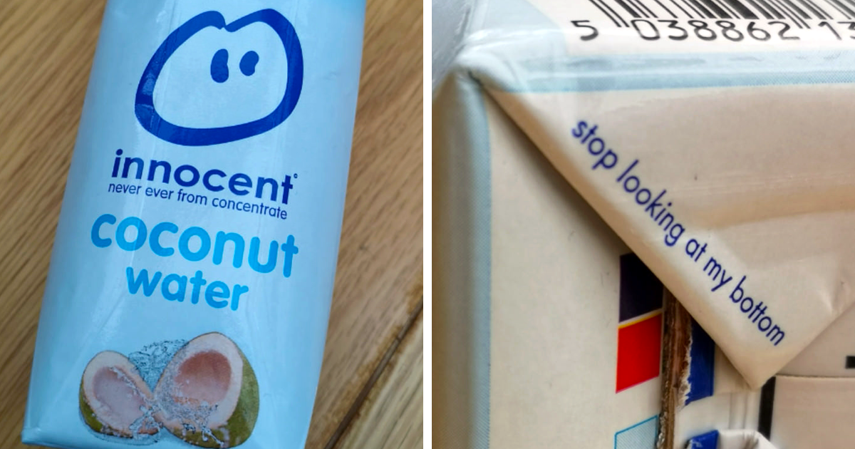 35 Genius Hidden Messages People Didn't Expect To Find On