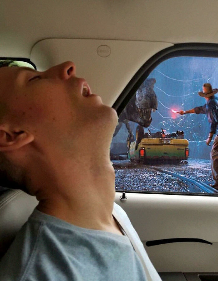Sleeping Boyfriend Photoshop Pictures