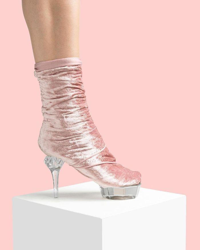 The Velvet Boot