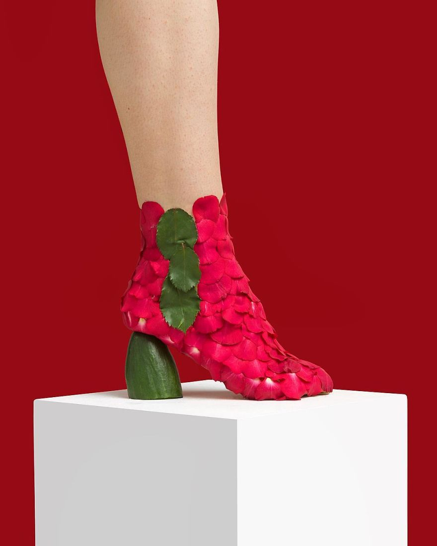 The Rosebud Boot