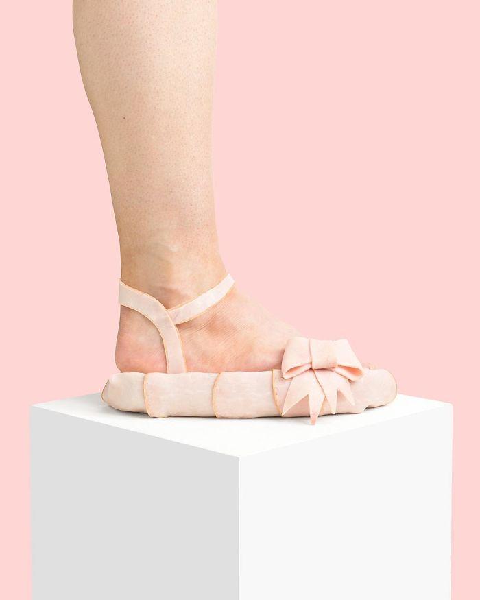 The Ham Platform Sandal