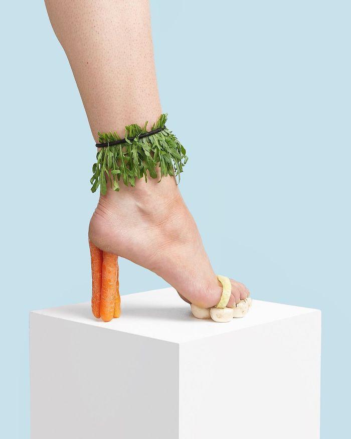 The Carrot Heels