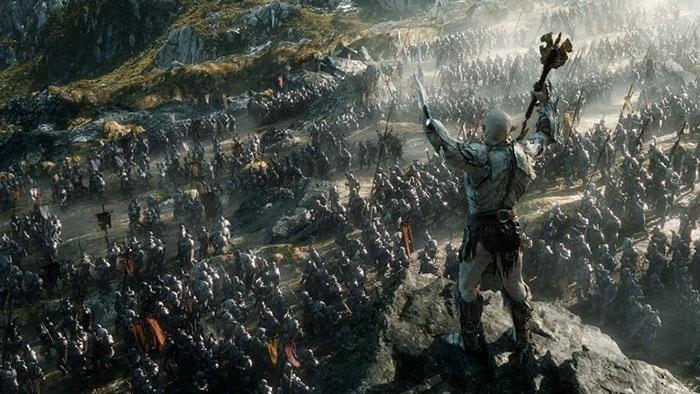 El Hobbit: La batalla de los 5 ejércitos (2014)