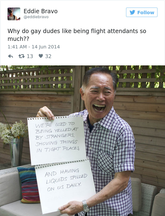 Gay Flight Attendants