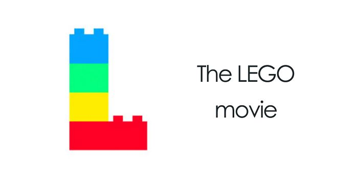 13 Famous Animated Movies As Logos