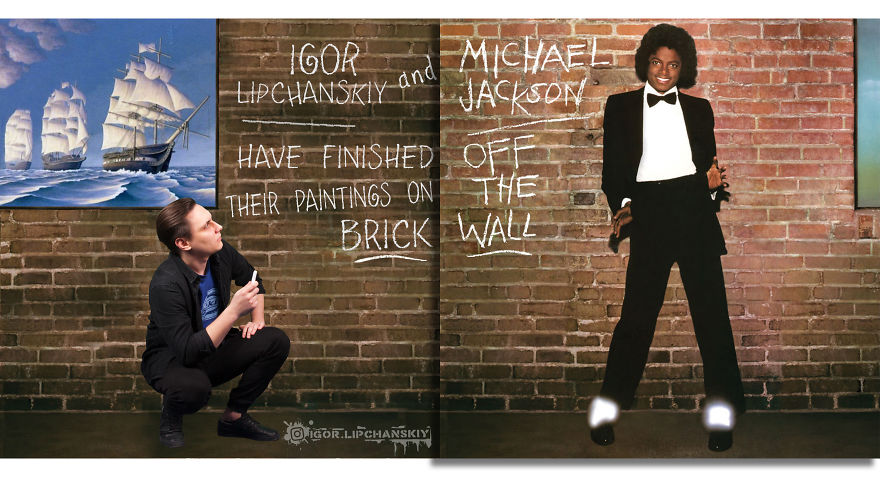 Michael Jackson – Off The Wall (1979)