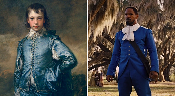 This Guy Spots How Movies Recreate Iconic Paintings, And You Probably Didn't Even Know It Happened