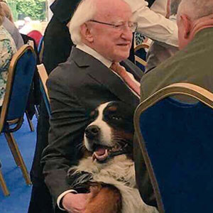 Tired Of Your President? Then Take A Look At 15+ Photos Of Ireland's President Being The Best President