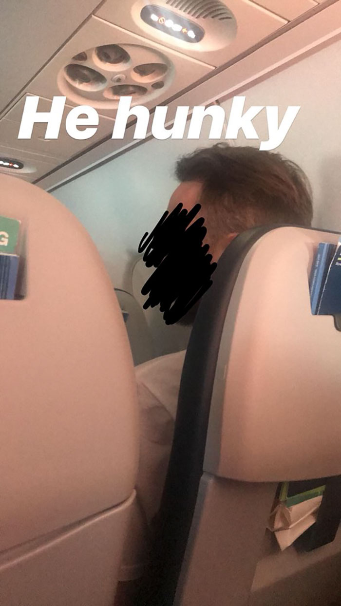 Woman Live-Tweets Two Complete Strangers Flirting On A Plane, Doesn't Expect It Would Escalate Like This