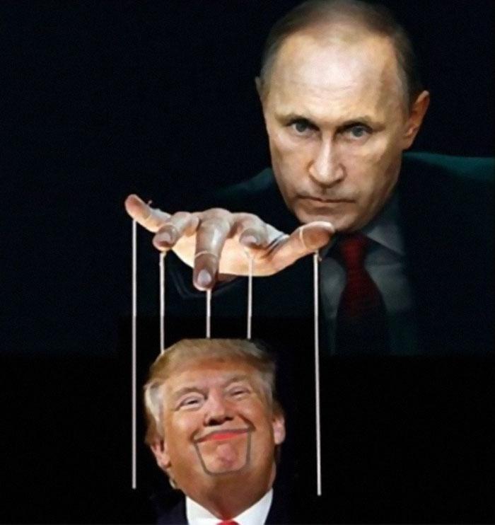 Putin Trump Funny Reactions