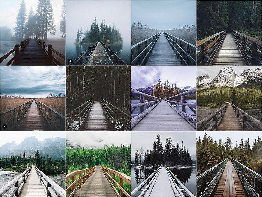 Centered Bridge