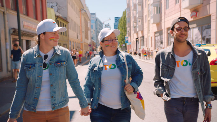 The Power Of Pride – How Oslo Invited Kadir, Anna & Klara To Proudly Show Their True Colours