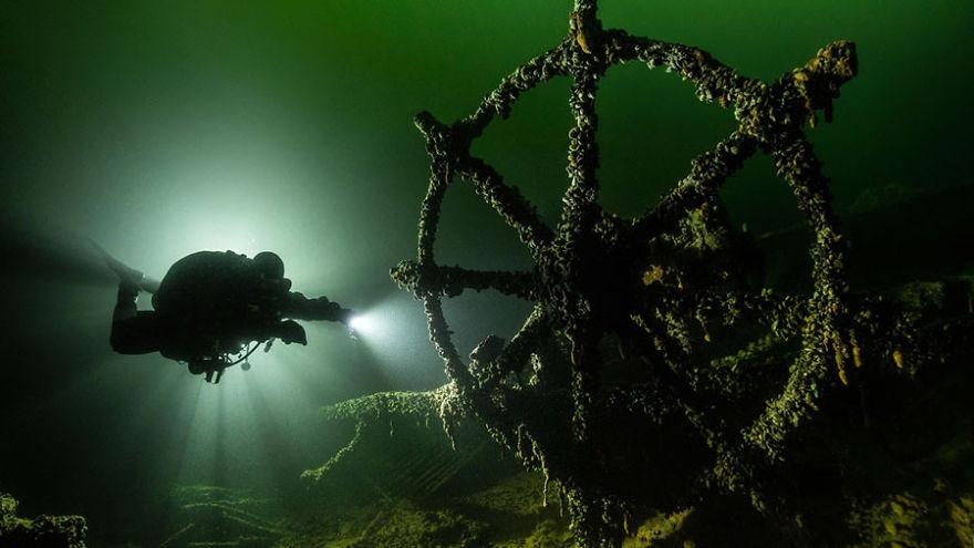 "Wrecks Category: ""Perfect Wheel"" By Pekka Tuuri, Finland"