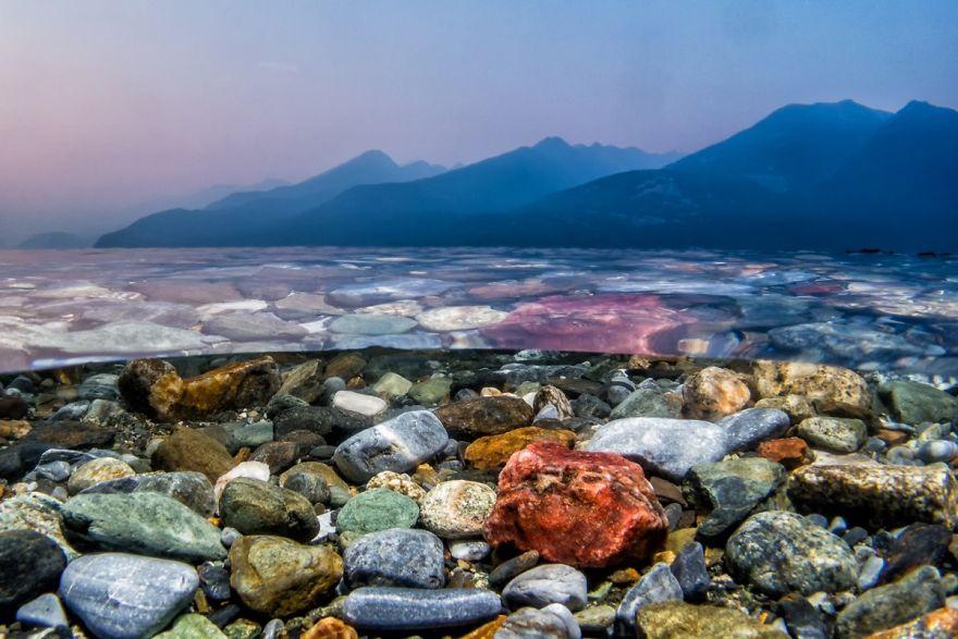 """Compact Category: """"Kootenay Lake"""" By Stephen Holinski, Canada"""