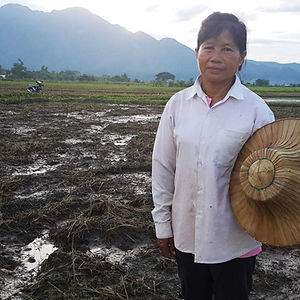 """Mae Bua Chaicheun Is A Rice Farmer. Her Rice Paddies Were Destroyed By The 130 Million Liters Of Water Pumped From The Thai Cave In The Rescue Mission Of 12 Boys. Her Response: """"Children Are More Important Than Rice. We Can Regrow Rice But We Can't Regrow The Children"""""""