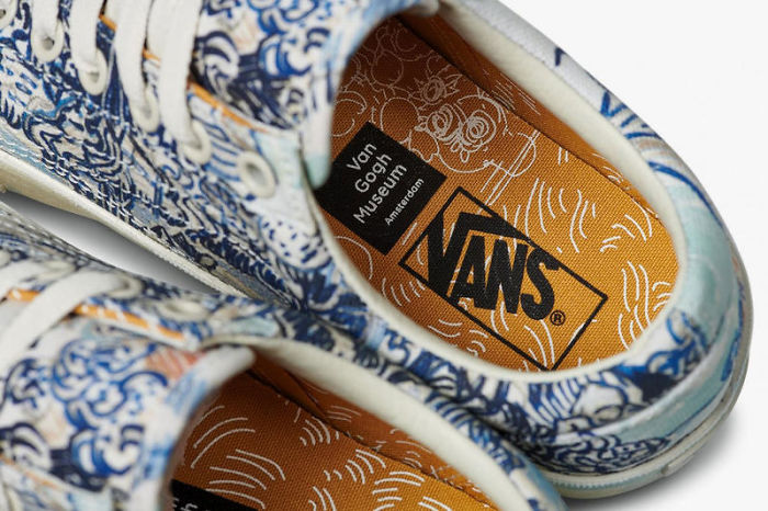Vans Partners With The Van Gogh Museum To Create New