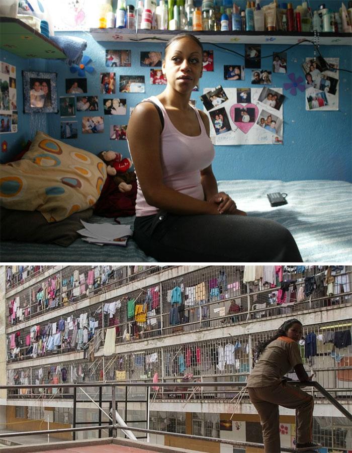 El Buen Pastor Women's Prison, Bogota, Colombia