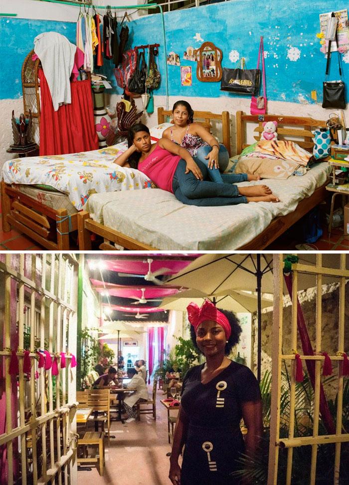 San Diego Medium-Security Women's Prison, Cartagena, Colombia