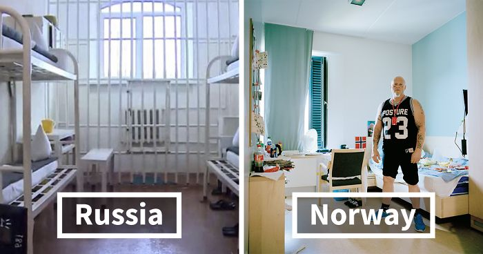 What Prison Cells Look Like Around The World Bored Panda