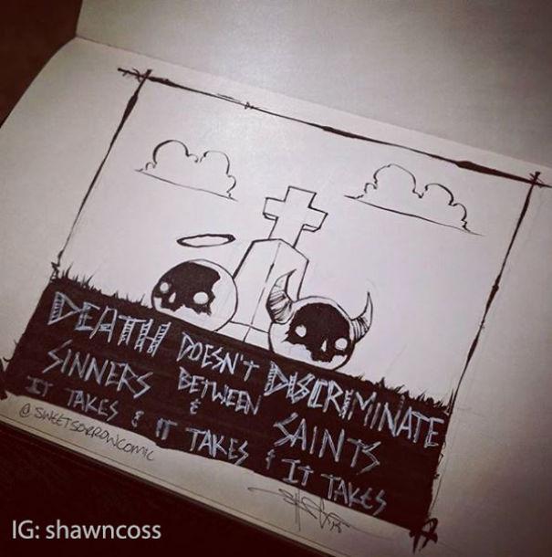 Death Doesn't Discriminate