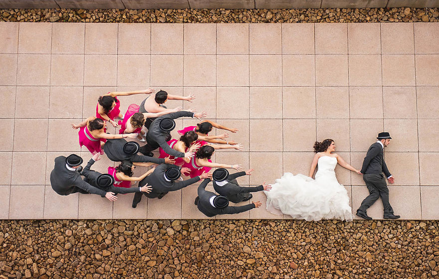 How I Gained The Trust Of My Bride To Create This Iconic Wedding Photo