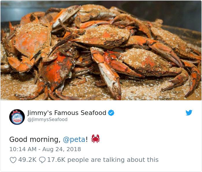 Edible crustaceans