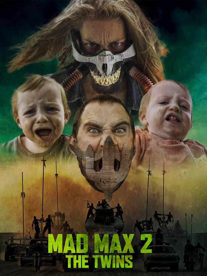 Mad Max 2 – Attack Of The Twins