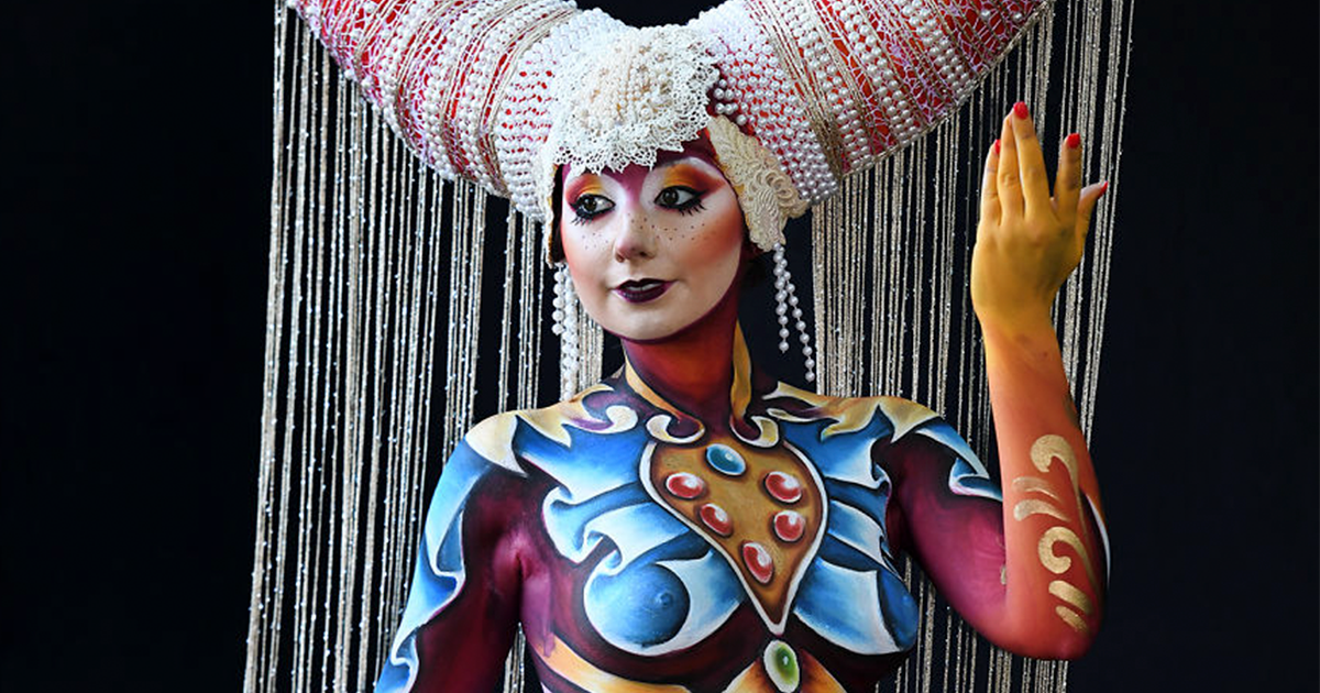 I Photographed The Spectacular Artworks At World Bodypainting Festival 2018