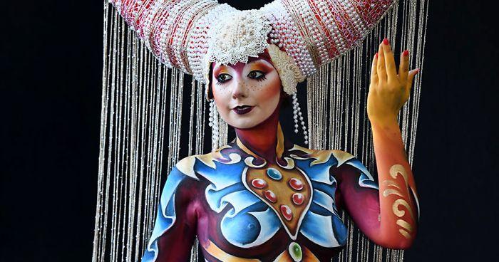 940da173c I Photographed The Spectacular Artworks At World Bodypainting Festival 2018