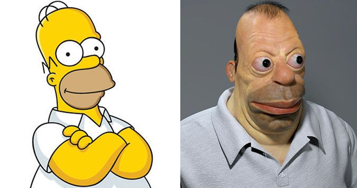 17 Realistic Cartoon Character Versions By Miguel Vasquez You Wouldn