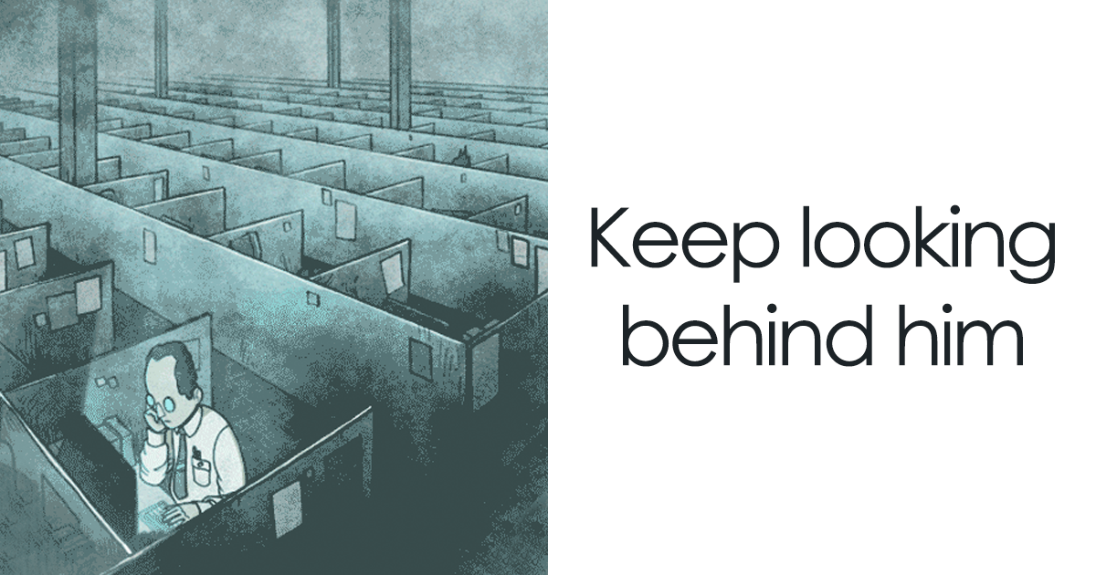 20+ One-Picture Horror Stories That We Do Not Recommend Reading Alone