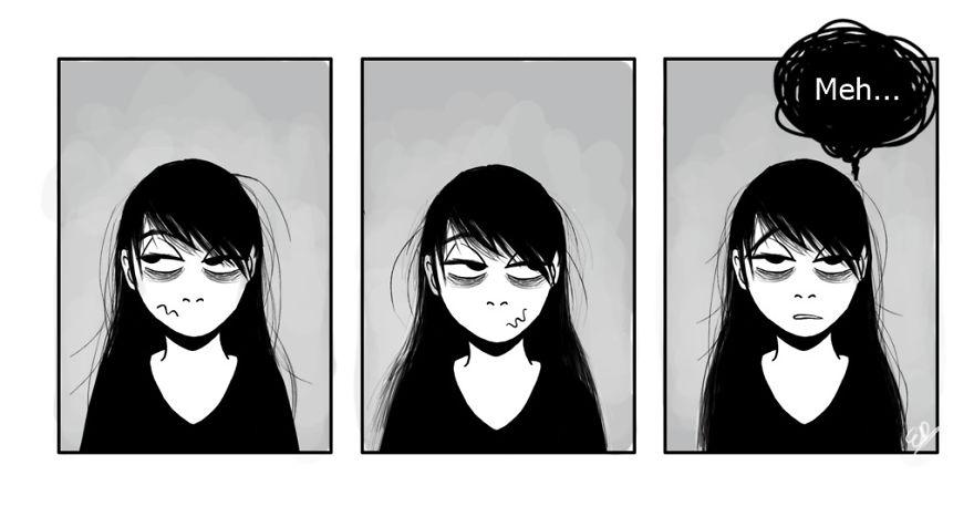 Short Comic About Procrastination