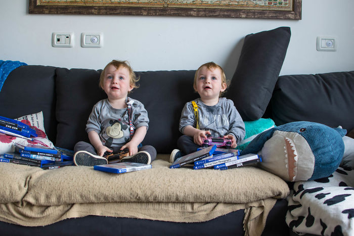My 2 Young Gamers