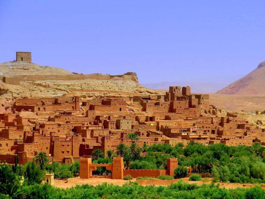 Aid Ben Haddou, Morocco