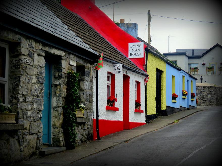 Village Of Cong, Ireland