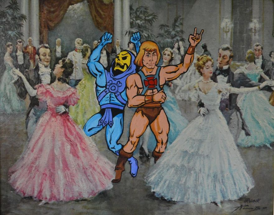 Dance Hall Days