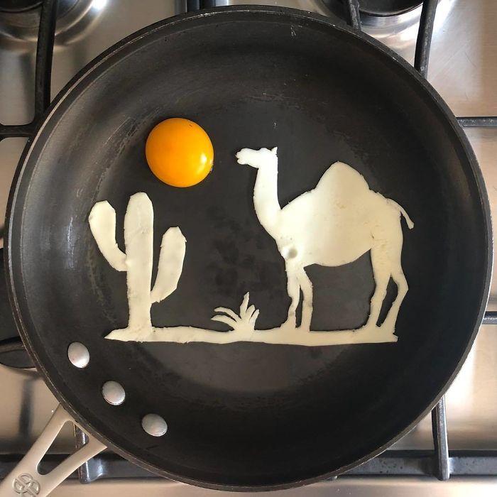 Eggs For Desert?