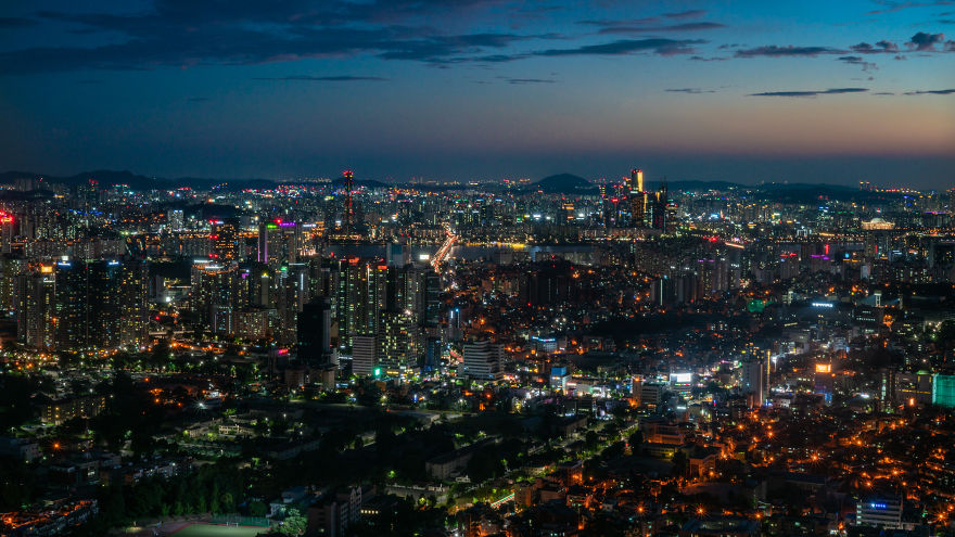 The Most Beautiful City In The World, Seoul