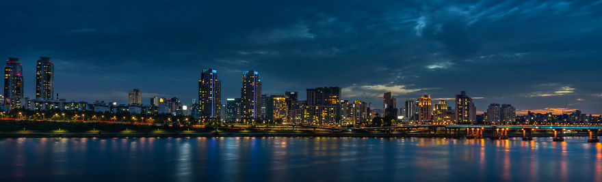 Han River Panorama