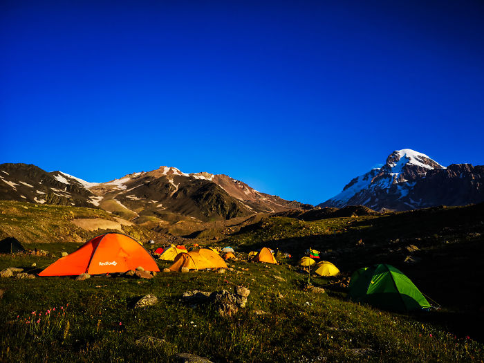 Expedition To Mount Kazbek: Day 3 – Point Of No Return