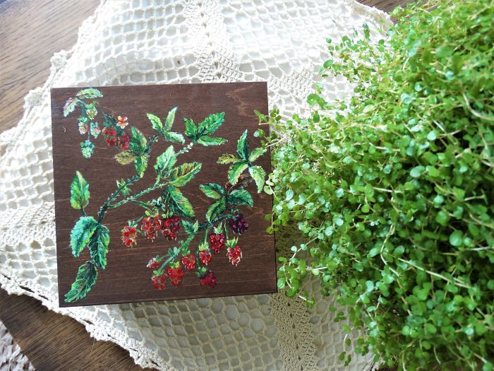 I Create Fairy Boxes Inspired By The Mystery Of Nature