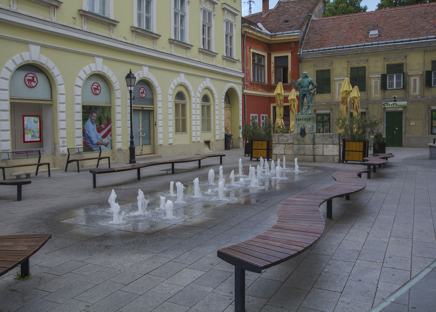 I Photographed My Hungarian Hometown