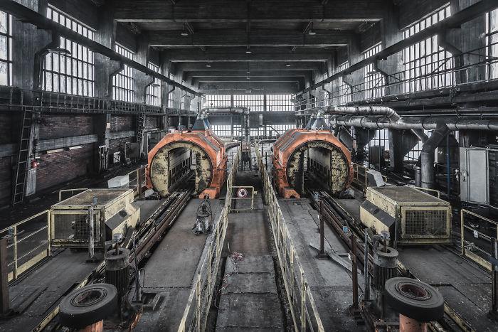 Abandoned Mine, Germany