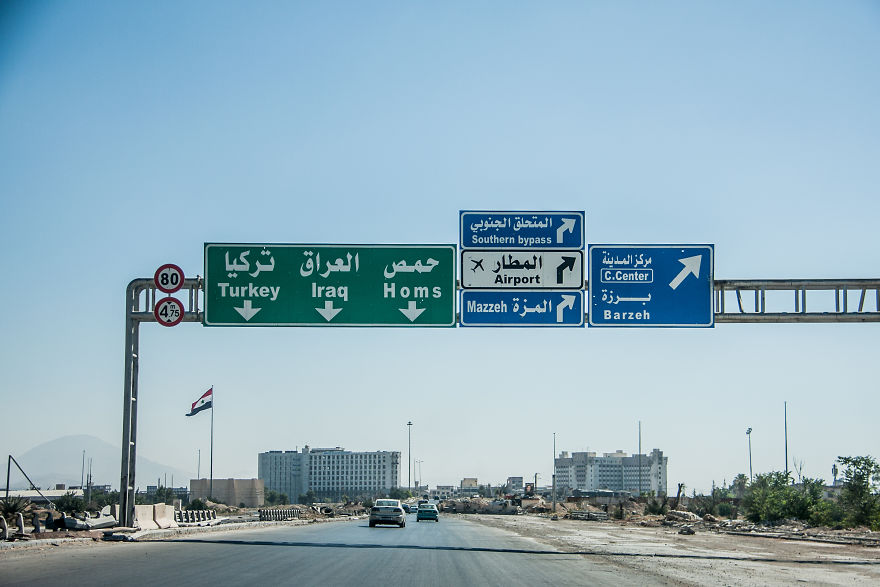 The Road To Homs