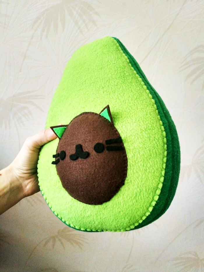 Cat Or Avocado: Which Came First?