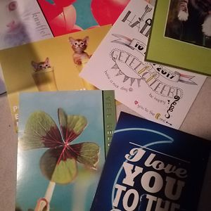 When I Came Out As Transgender There Was A Lot Of Confusion Amongst My Family And Friends. Shortly After Though, The Cards Started Coming In. I Am So Happy To Be Surrounded By So Much Love.