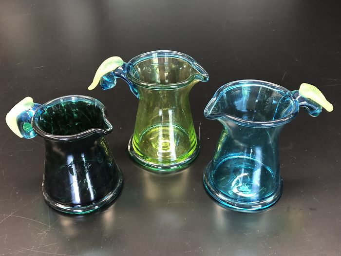 See How These Beautiful Whiskey Pitchers Are Made From Glass!